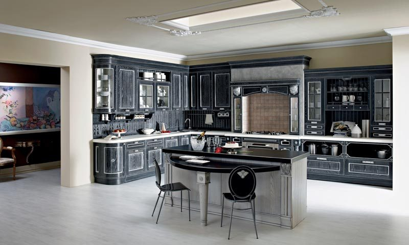 Traditional Kitchen Cabinets – Imperial | European Cabinets