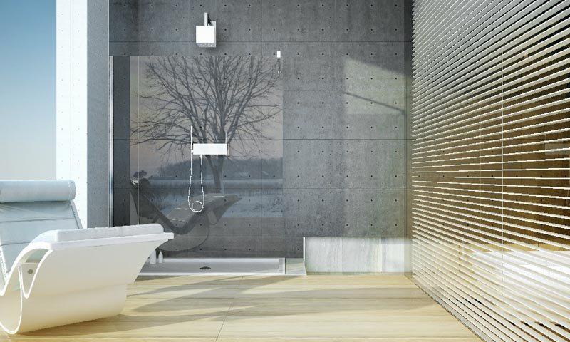 Modern Shower Enclosures European Cabinets Design Studios