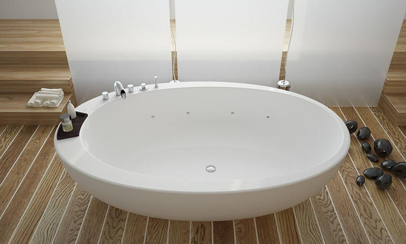 Bathtubs by MOMA Design