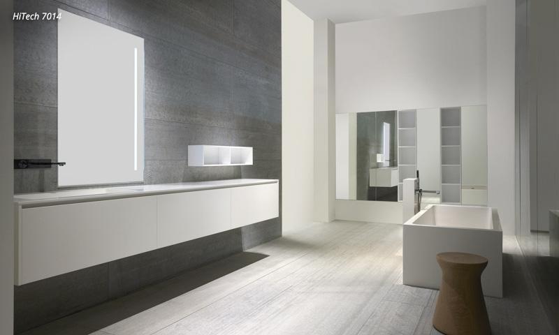 Modern Bathroom Vanities Hitech European Cabinets Design Studios