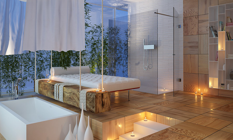 Top bathroom design trends for 2015 for Best bathrooms 2015