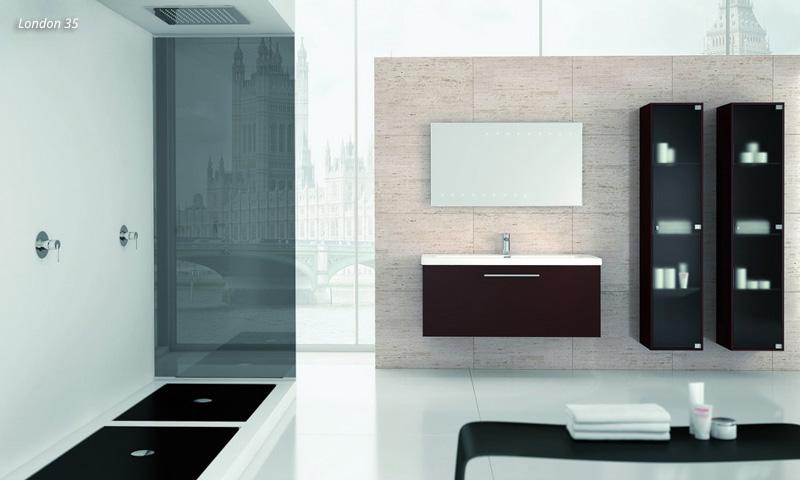 Modern Bathroom Vanities U2013 City Live | European Cabinets U0026amp; Design