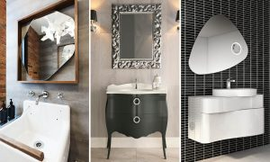 how to design perfect powder room